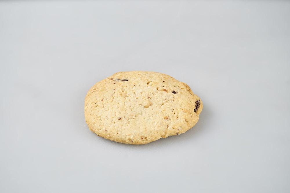 Шоколадно-ореховой печенье